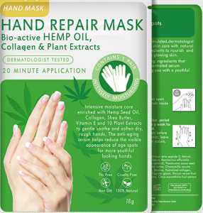 CBD Hand Repair Mask Product
